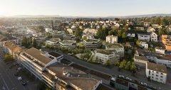 Überbauung Holeegarten, Binningen.<br />Burckhardt+Partner AG